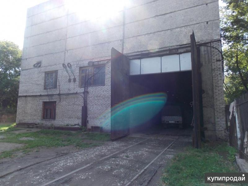 Продаётся здание склада