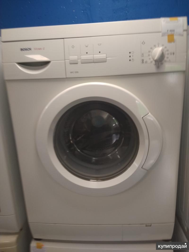 Продам стиральные машины б.у