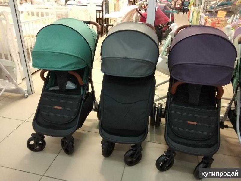 Коляска прогулочная Happy Baby ULTIMA V2 X4