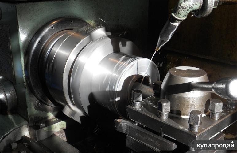 Обработка листового металла.