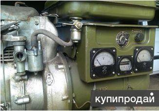 Продается армейский бензогенератор АБ 1.0 230в