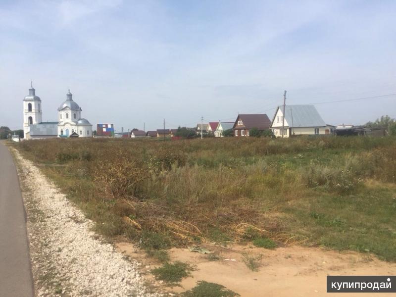 Продам участок в деревне Тогашево