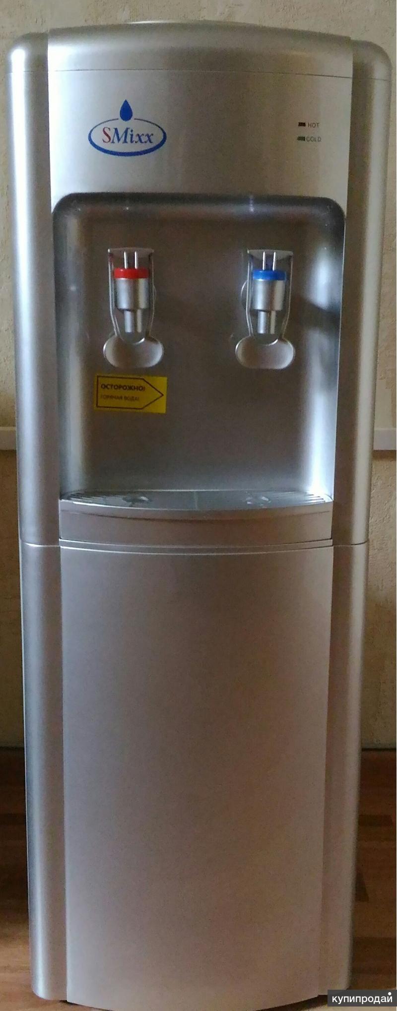 Кулер для воды SMixx 09 LD,серебро