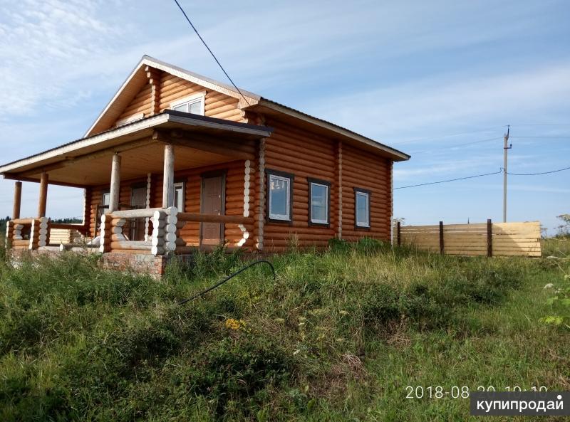 Дом 120 м2 в Пермском районе