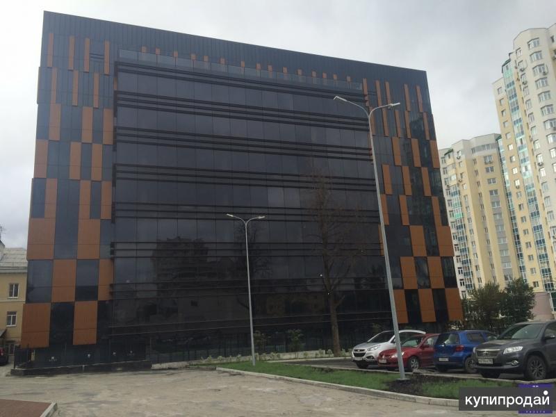 Продается офисно-деловой центр в г. Екатеринбурге, ул.