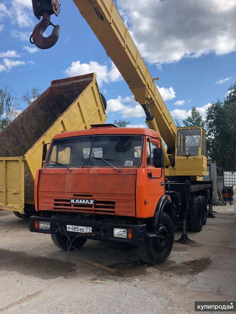 Продам  Автокран Ивановец КС45717К-1,25т.