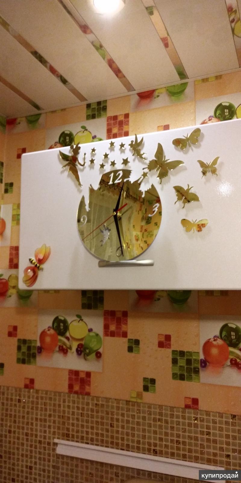 Часы 3 D