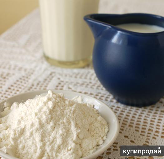Сухое цельное молоко ГОСТ производства РФ