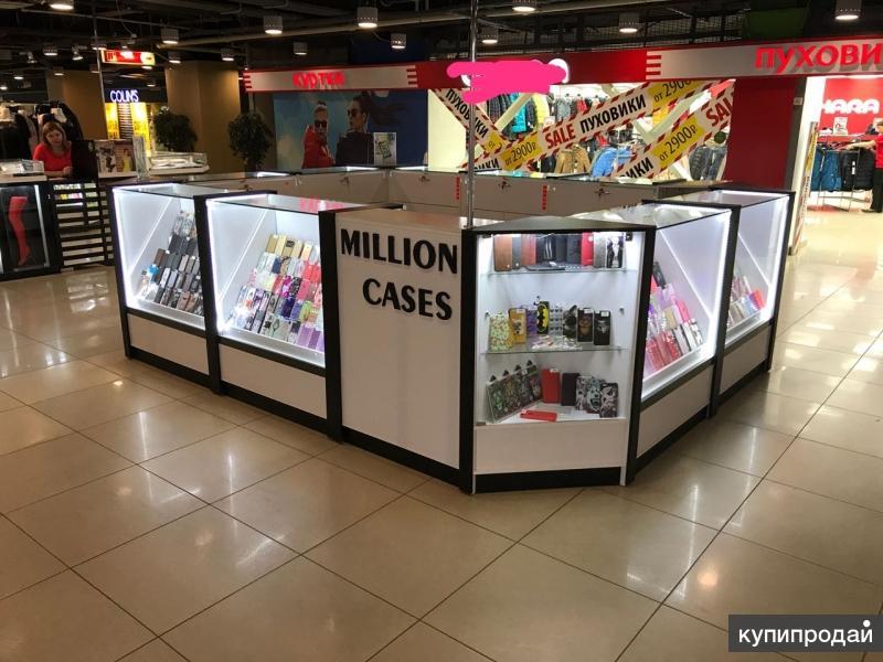 Магазин по продаже аксессуаров для мобильных устройств и сопутствующих товаров