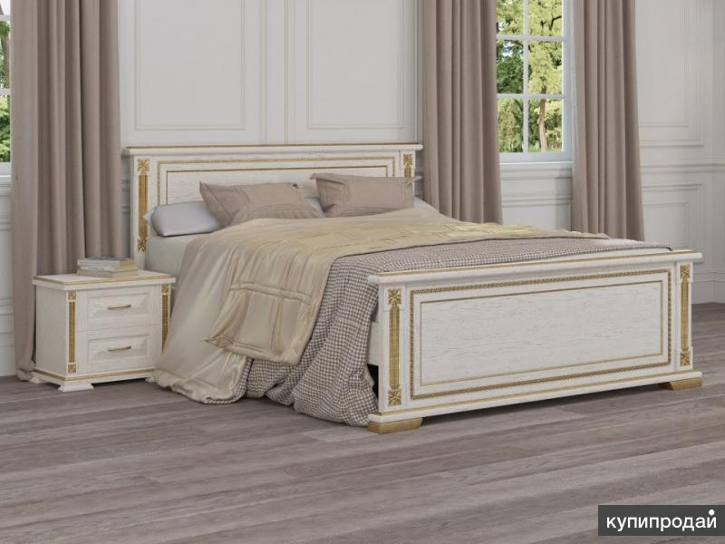 Продаётся кровать из массива дуба  Райтон Берта