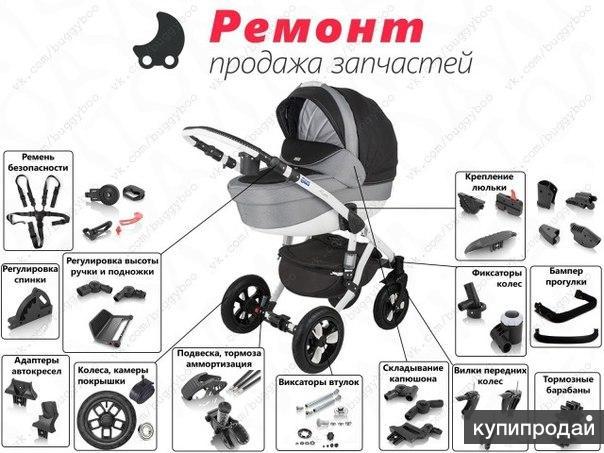 Ремонт детских колясок г.иваново