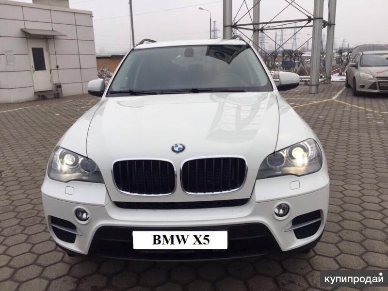 Продаю BMW X5, фактический пробег 18170 км