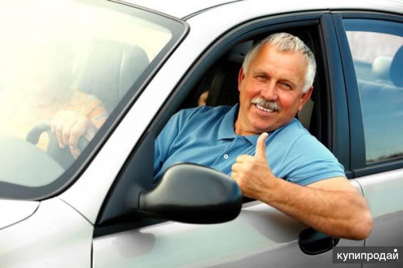 Требуется водитель на личном авто
