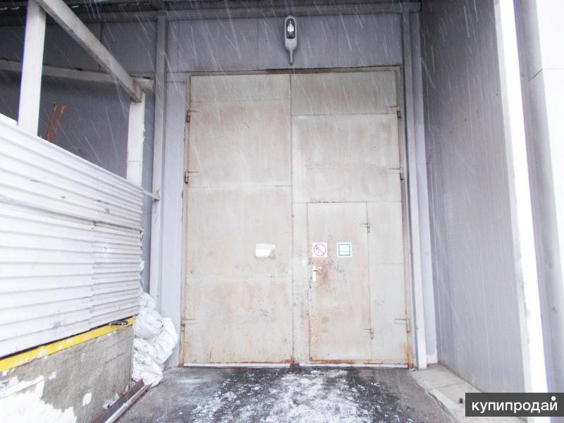 Производственно-складское помещение 821 м2