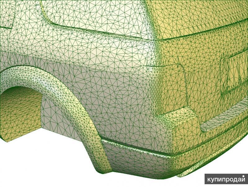 3D Контроль, 3Д сканирование, реверсивный инжиниринг