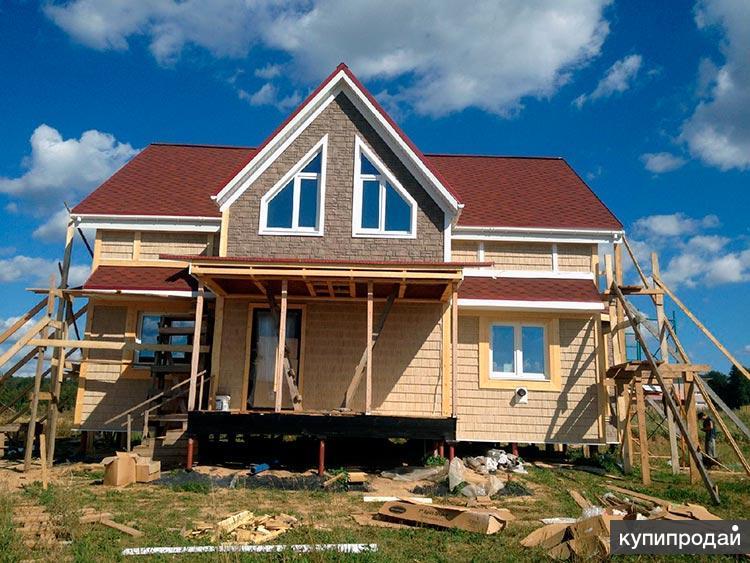 Каркасное строительство каркас 58 - дома и дачи