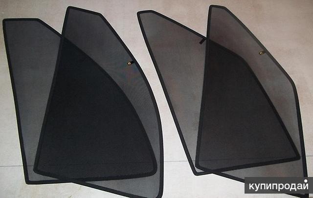 Каркасные шторки на Nissаn Теаnа  (Ниссан Теана)
