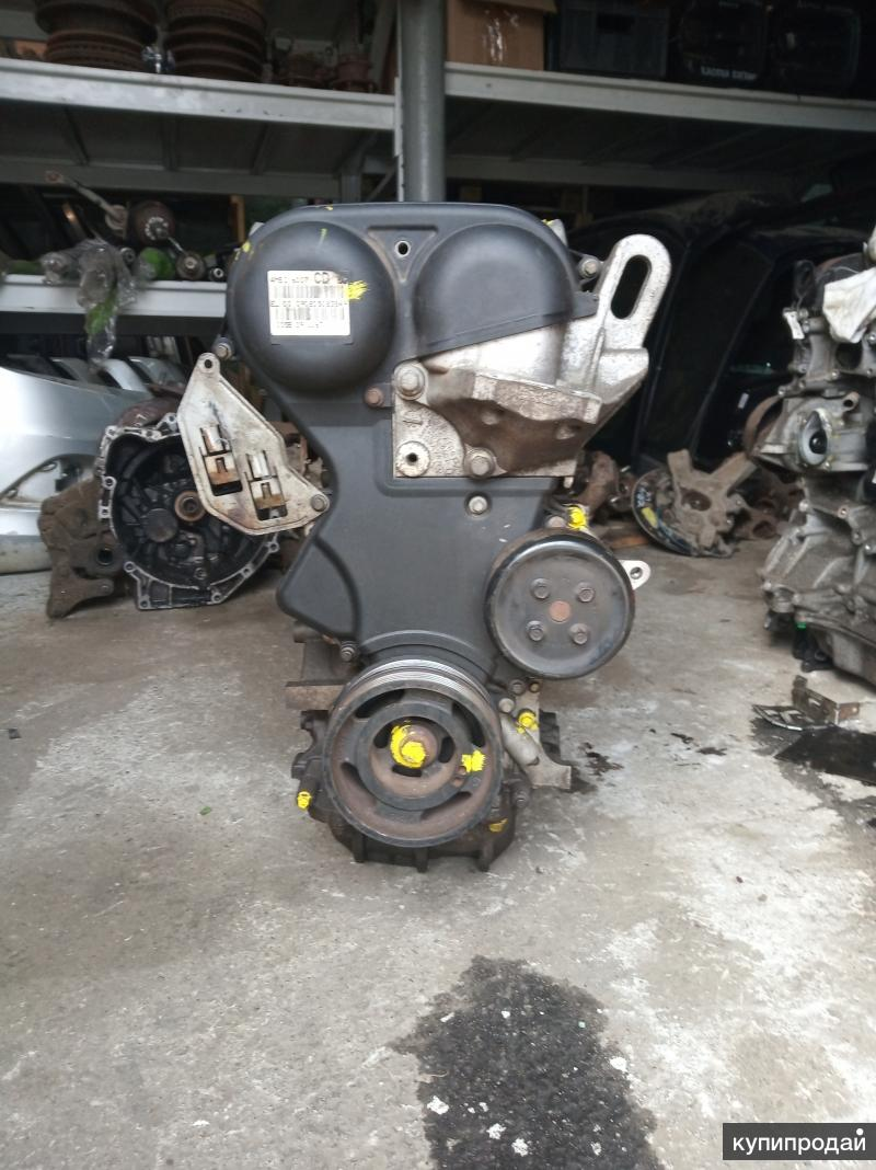 Двигатель Ford Focus 2 HXDA 1.6 115 л.с.