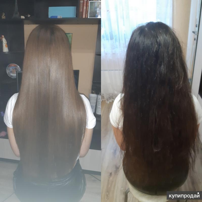 Нанопластика Окрашивание волос Калининград