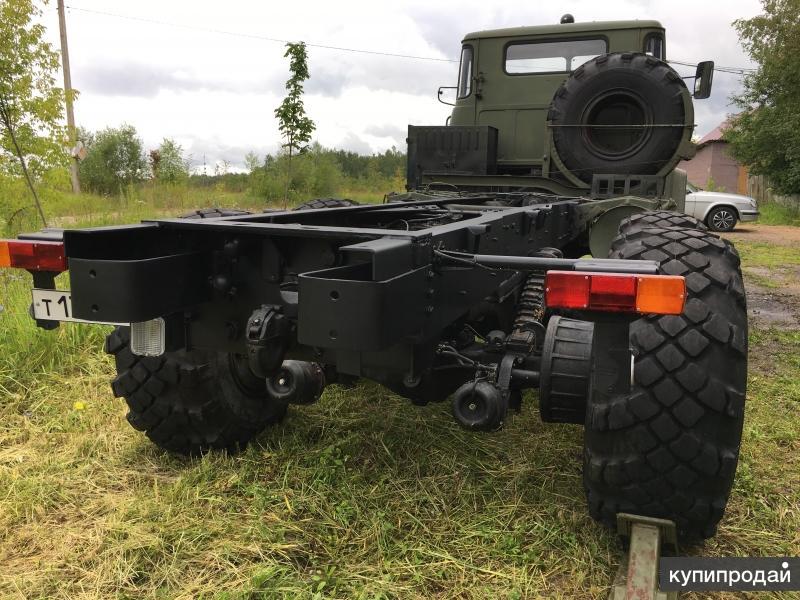 Краз-260 (6х6,92г.в,1500 км,с воен.хранения,новый)