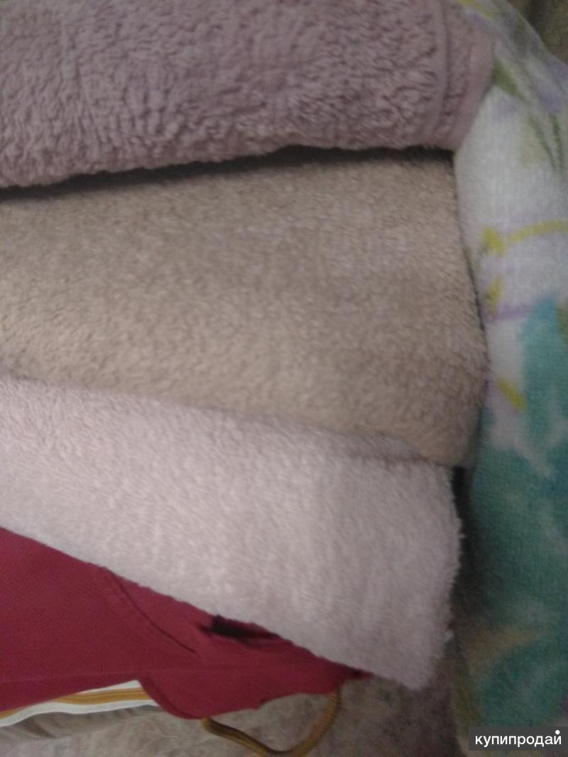 полотенцы