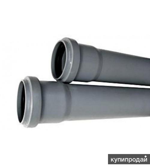 Труба канализационная полипропилен 50 х 1 м