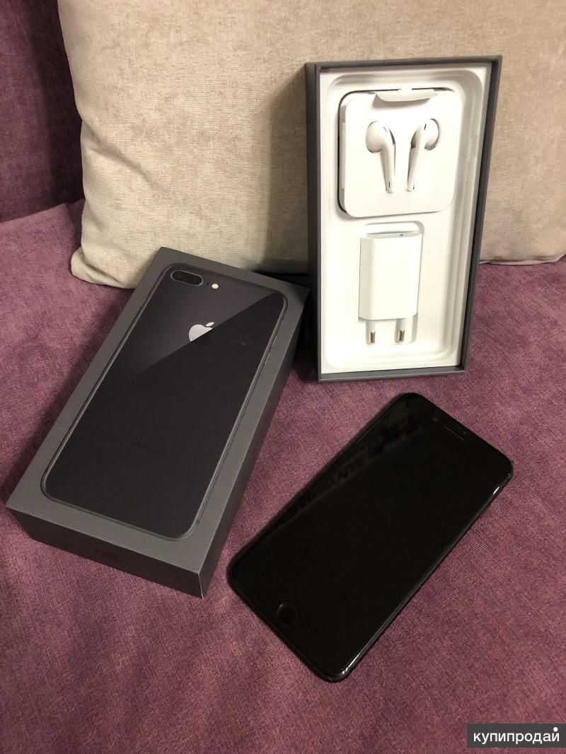 Продам iPhone 8+ 256 gb