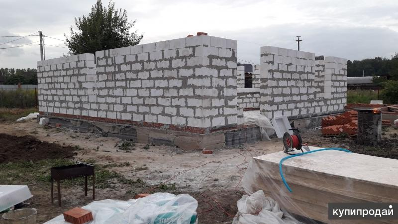 Строительство и ремонт. Коттеджей, бань, домов