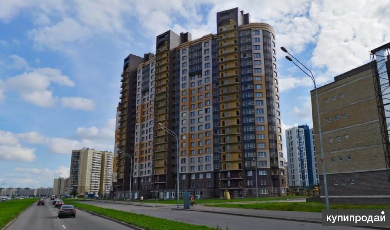 2-комн. кв-ра 61.4 м2 в Красносельском р-не