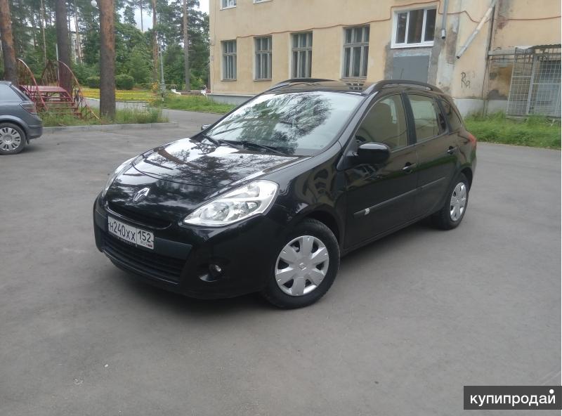 Renault Clio, 2009, 1.5dci