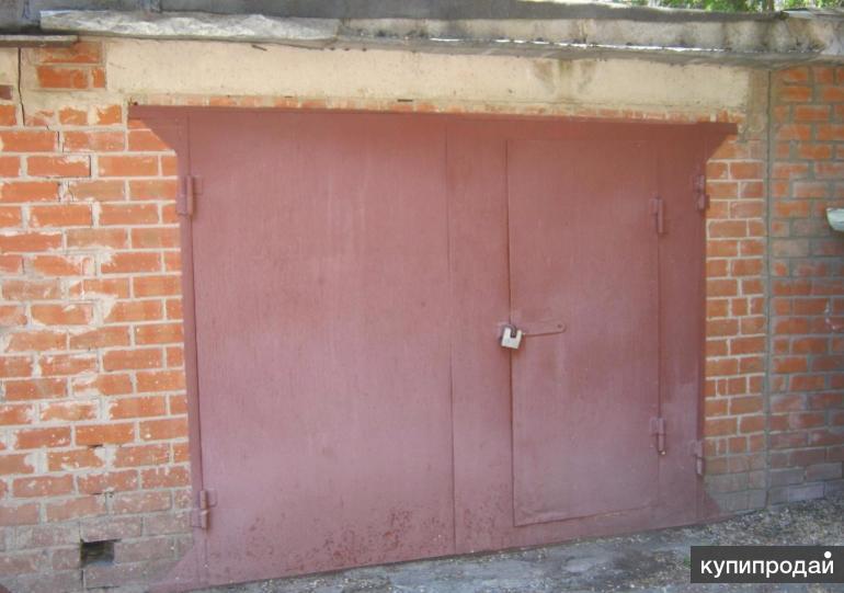 Сдам большой гараж  40 кв.м  на длительный срок