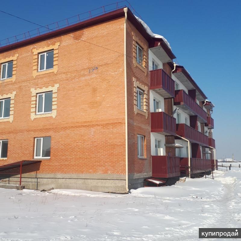 Продам квартиру в пгт Курагино Красноярского края