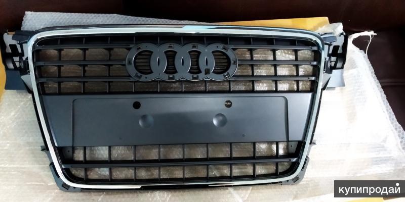 Решетка радиатора Audi a4 07-11г
