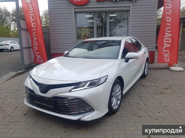 Toyota New Camry в г. Ростов-на-Дону