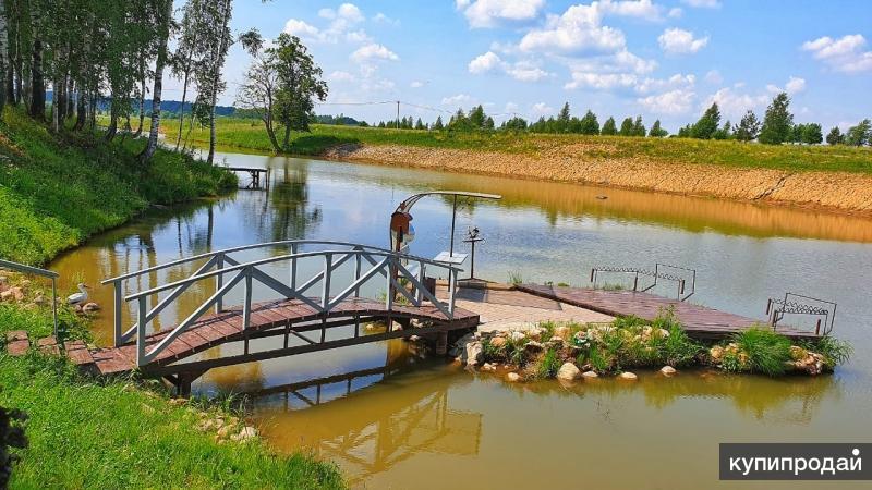 Платная рыбалка в Ярославской области