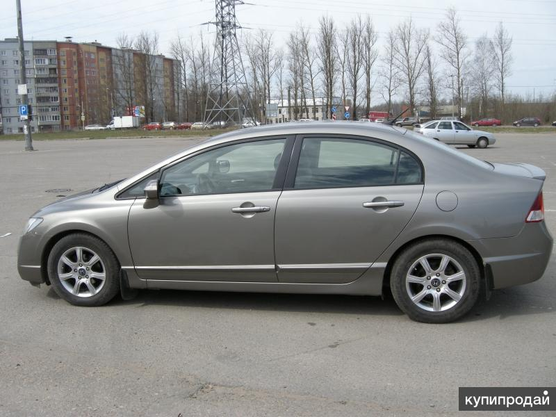 Honda Civic, 2007  личное авто