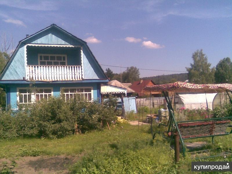 Дом 76 м2 с мансардой