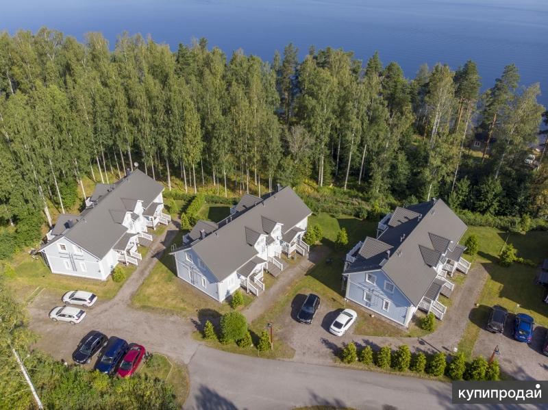 140 м2 дуплекс в Финляндии