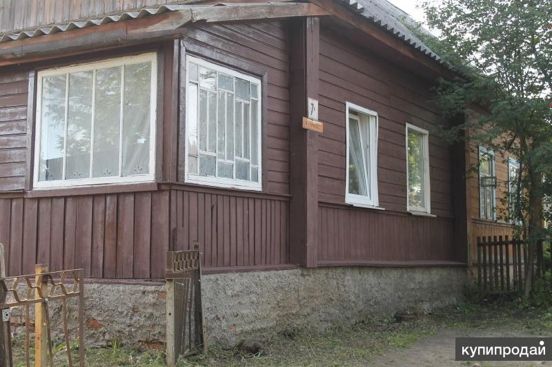 Дом 29,8 м2