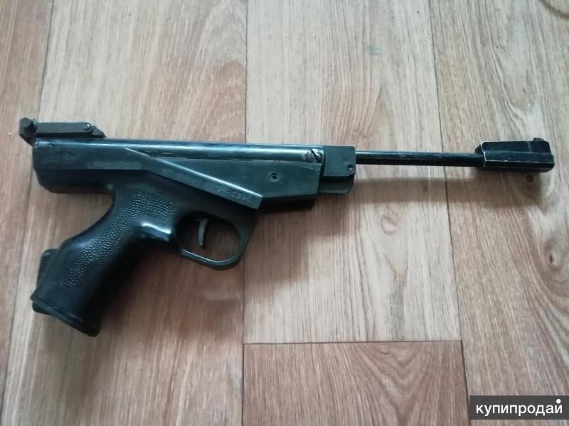 Плевматический пистолет ИЖ-55м