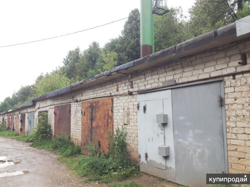 """Продам капитальный гараж, 24.9 кв.м., ост. НПО """"Биомед"""""""