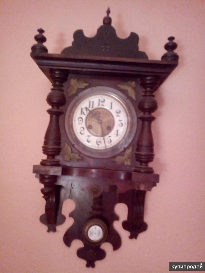 Настенные часы 'Kienzle' 1904-1910г.