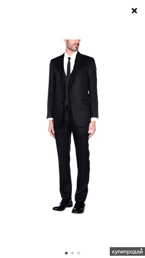 Продам новый мужской костюм-тройку Pal Zileri