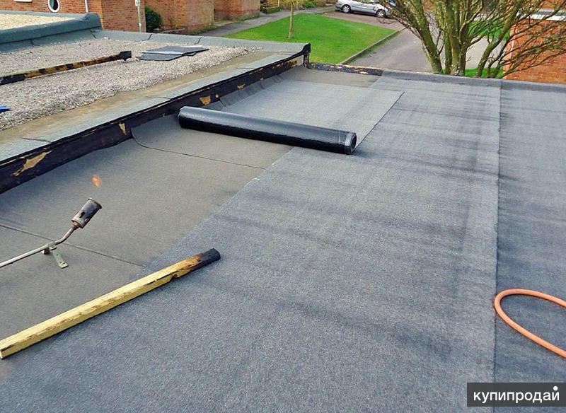 кровельный материал для крыши гаража