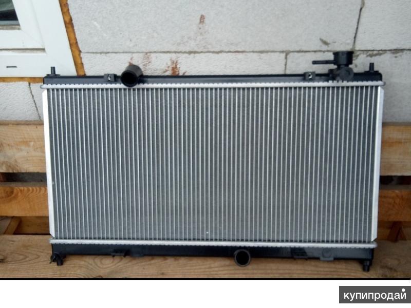Радиатор охлаждения B1301100 Лифан Солано