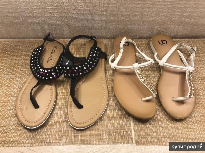 Продам сандалии 2 пары