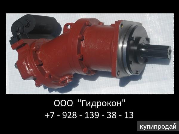 МН 250/160 и гидромоторы 303,310,313 серий