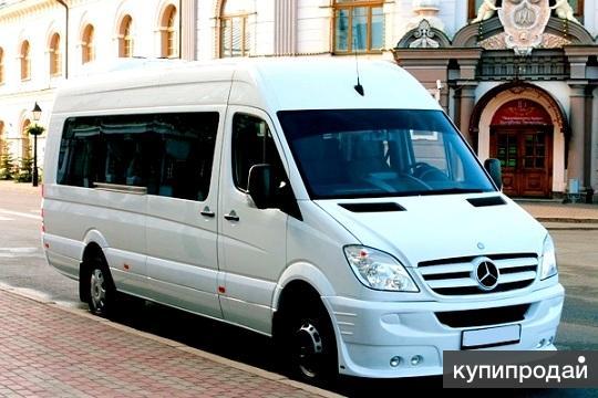 Мерседес Такси, заказ, аренда, прокат микроавтобусов в Красноярске