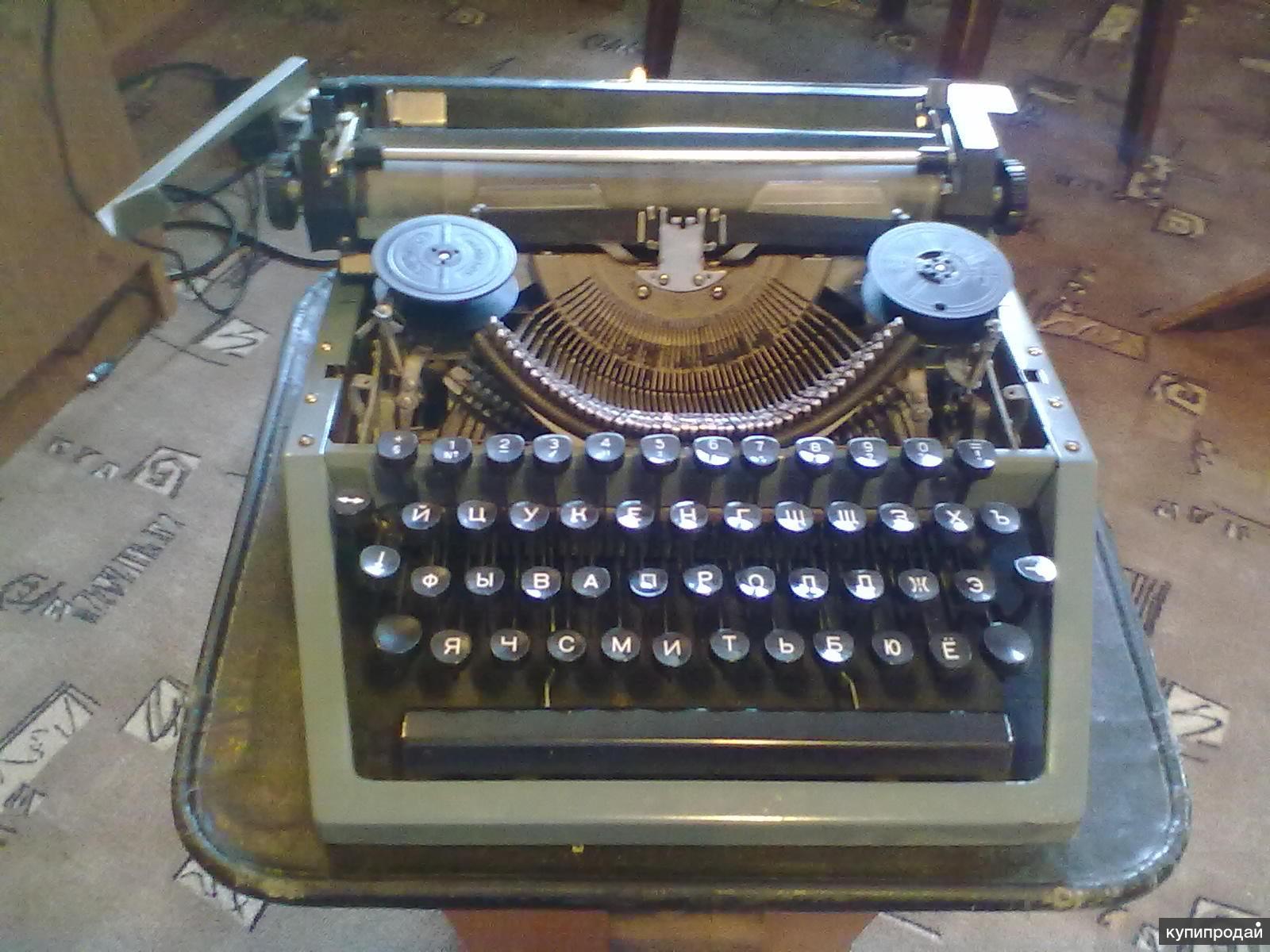 Портативная печатная машинка (ППМ) + подарок!