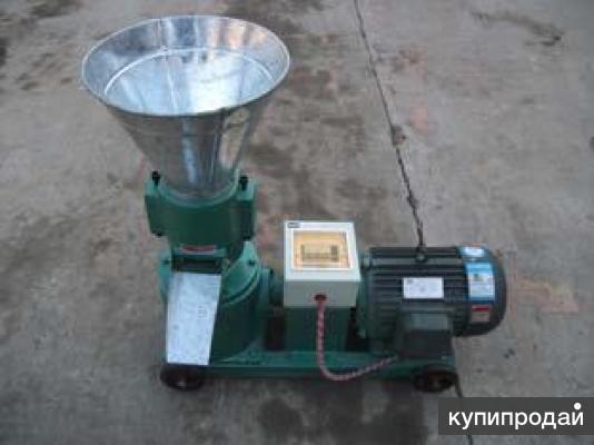 Гранулятор для производства пеллет zlsp 120B